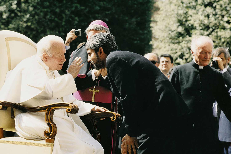 Papa Juan Pablo II - Jiménez Deredia