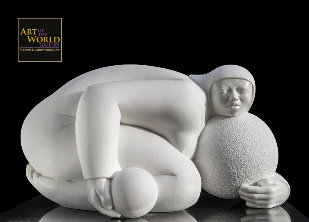 Deredia en Huston - Art of the World Gallery