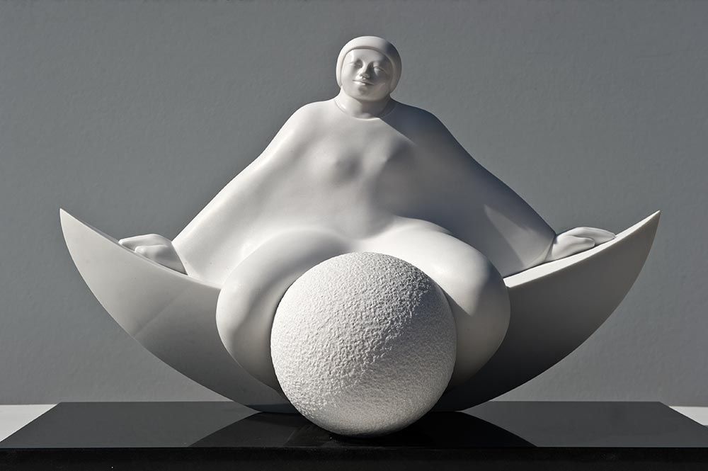 Jiménez Deredia - Sogno - Sueño - Dream